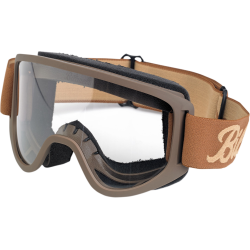 BILTWELL GOGGLE CHOCOLATE